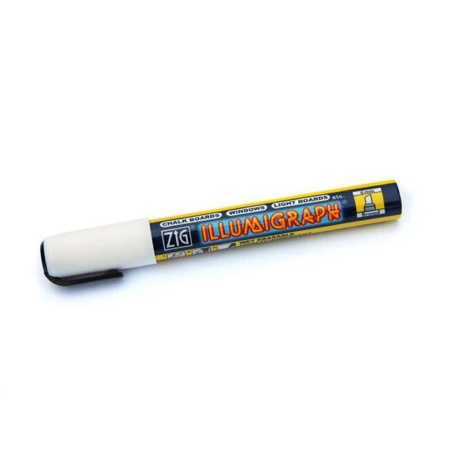 white marker pen for pdr highlight