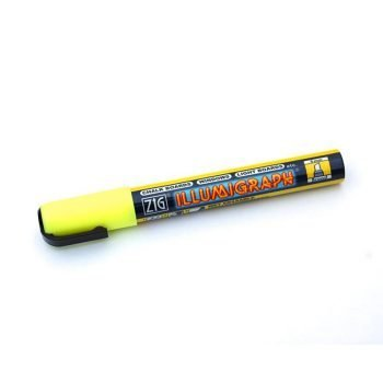 yellow marker pen for pdr highlight