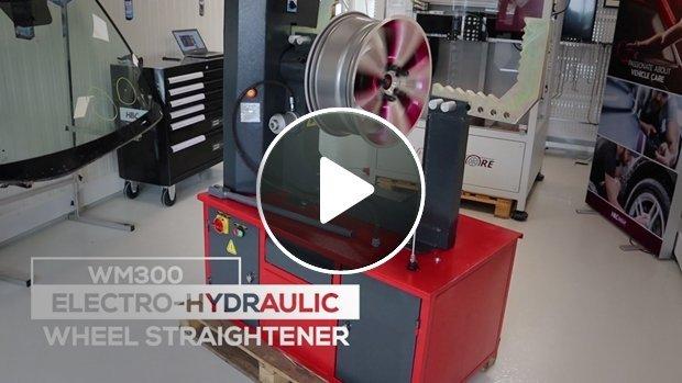 wheel-straightener